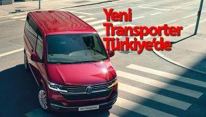 Yeni Volkswagen Transporter 4 farklı seçeneğiyle Türkiye'de