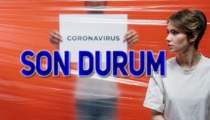 Türkiye'de Koronavirüs'ten hayatını kaybedenlerin sayısı 2017'ye çıktı!