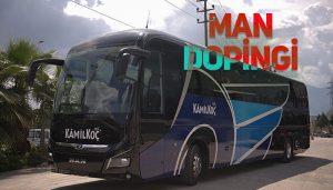 2+1 VIP koltuklu MAN Lion's Coach'lar Kamil Koç için özel olarak tasarlandı!