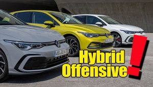 Hybrid offensive