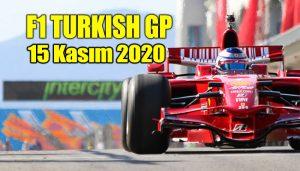 Formula 1 9 yıl aradan sonra yeniden Intercity İstanbul Park'ta
