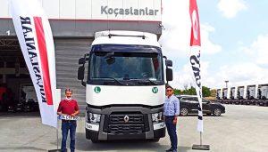 Gelişim Lojistik'ten Renault Trucks T serisi yatırımı