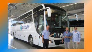 """ULUSOY Bireysel yatırımcısı GENOL Turizm de """"MAN Lion's Coach """"dedi"""