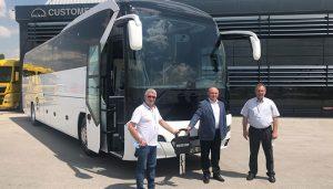 Mis Amasya Tur filosuna 2020 model NEOPLAN Tourliner takviyesi