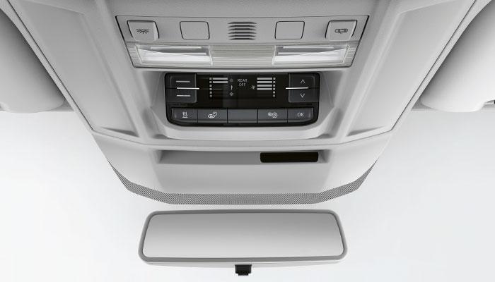 VW Crafter'ın uzun şasi