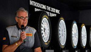 Pirelli WRC'nin tek resmi lastik tedarikçisi