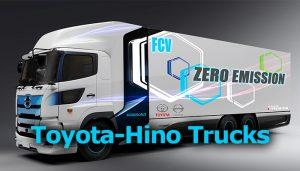 Toyota ve Hino Trucks