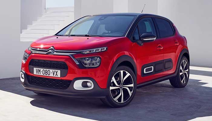 Yeni Citroën C3