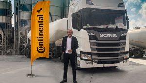 Continental, ileri teknolojiyle tasarladığı Hybrid HS3 lastikleri ve ContiPressureCheck ile bu kayıpların önlenmesine destek olurken lojistik sektörünün hem zamandan hem de maliyetten tasarruf etmesini sağlıyor.