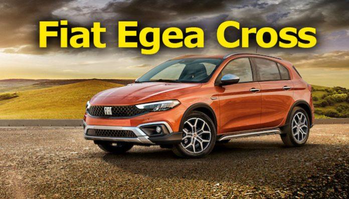 Fiat'tan Beklenen Crossover:Egea Cross