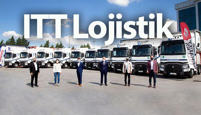 ITT Lojistik-Renault Trucks T460 çekici