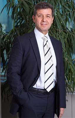 Mobil Oil Türk A.Ş. Genel Müdürü Münci Bilgiç