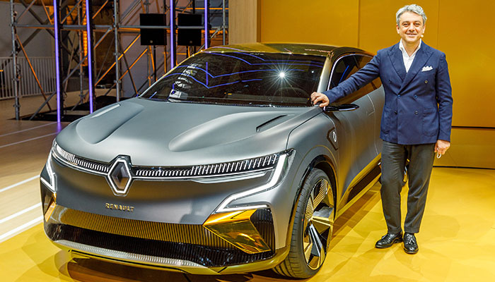 Renault Grubu elektrikli mobilite'ye odaklandı!