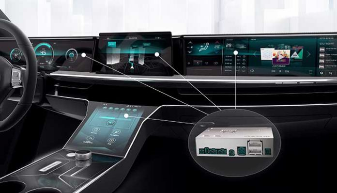 Bosch araç bilgisayarları