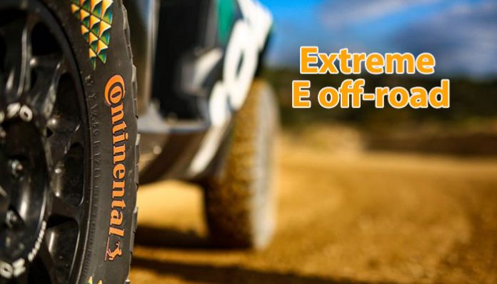 Extreme E off-road