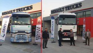 Yeni Renault Trucks T520