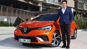 Renault binek otomobil