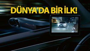 Lexus, dijital ayna