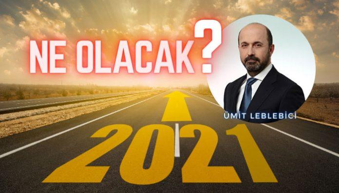 2021 yılında ekonomide neler olacak?