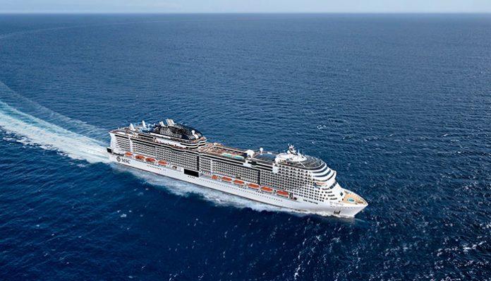 MSC Cruises gemisi