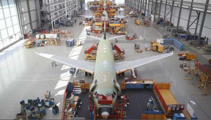 CEVA Logistics, Airbus