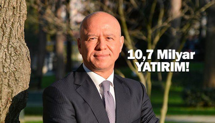 Koç Holding'den 183,8 milyar TL ciro, 10,7 milyar TL yatırım!