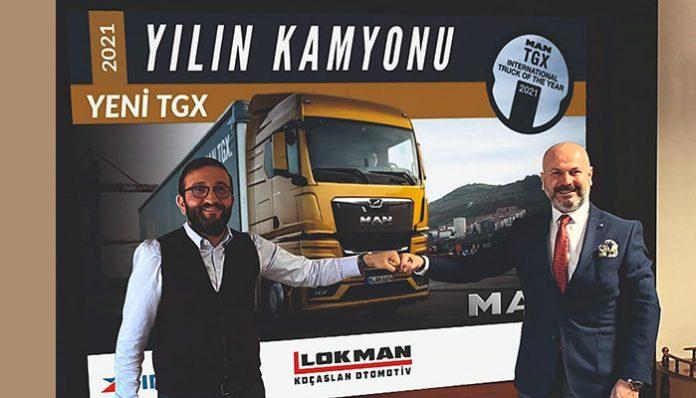 MAN Yetkili Satıcısı Lokman Koçaslan Otomotiv