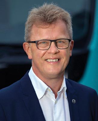 Volvo Trucks Başkanı Roger Alm