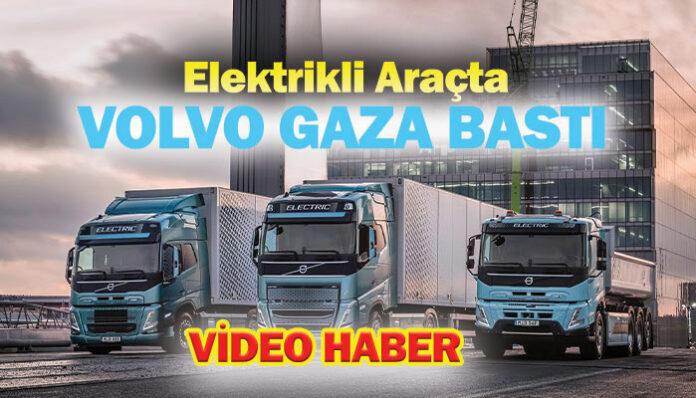 Ağır karayolu taşımacılığına Volvo Trucks'tan 3 yeni elektrikli seçenek