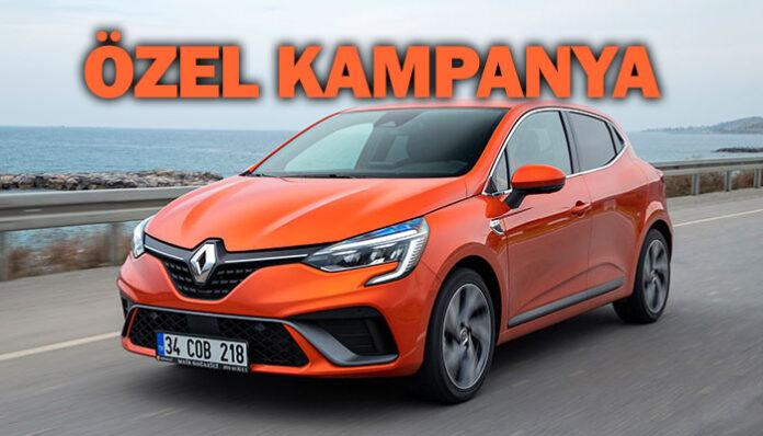 Renault'dan sağlık çalışanlarına özel kampanya!