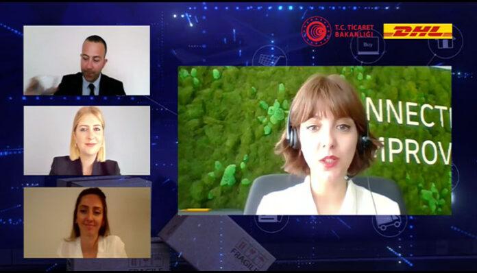 DHL Express Türkiye, KOBİ'lere e-ticaret anlattı