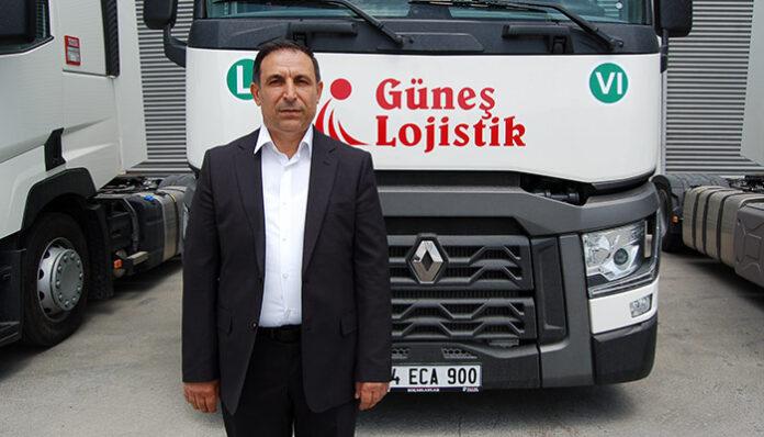 Güneş Lojistik'in 1996 yılından bu yana tercihi Renault Trucks