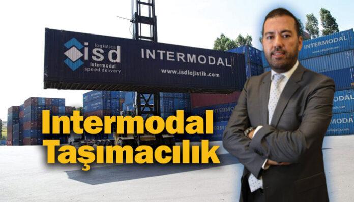 Konteyner krizine intermodal taşımacılık çözümü!