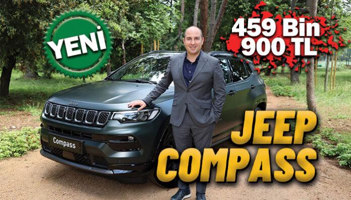 Jeep Compass sınıfında en çok satan Premium oyuncu olmayı hedefliyor