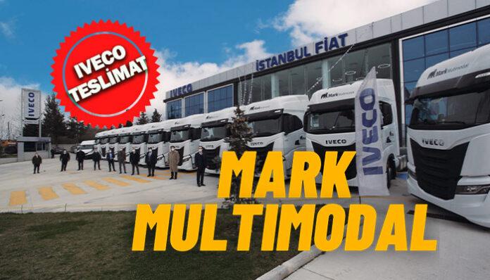 Mark Multimodal, IVECO S-WAY çekicileri ile filosunu güçlendirdi