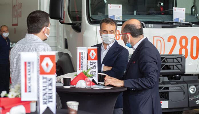 Renault Trucks D-MED Kamyon taşımacılık profesyonelleri ile buluştu!