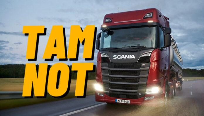 Scania 770 S, alanında uzman gazetecilerden Tam Not aldı