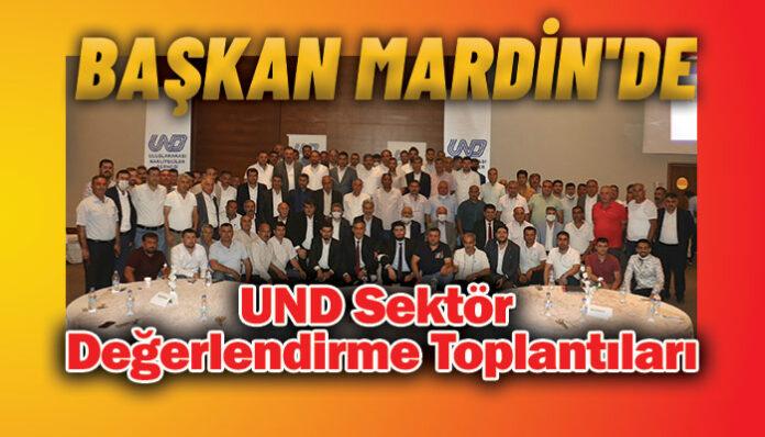 UND Sektör Değerlendirme Toplantı