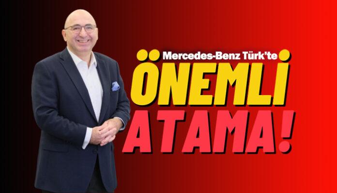 Mercedes-Benz Türk yönetim ekibinde Tolga Bilgisu'ya yeni görev!