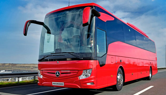 Türkiye'de üretilen her 2 otobüsten 1'i Mercedes-Benz Türk imzalı