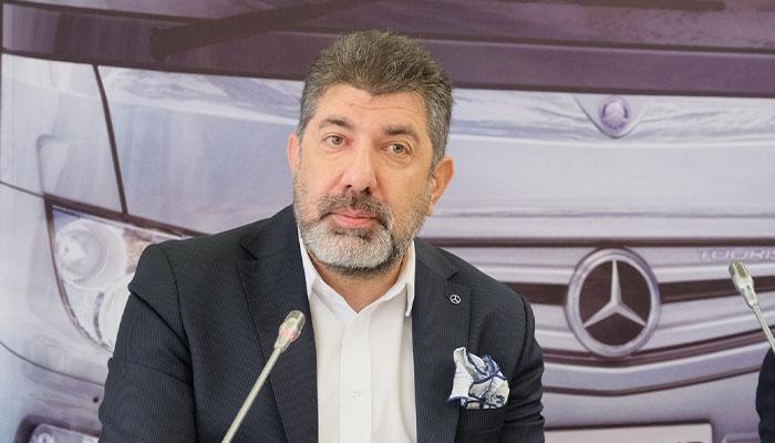 Mercedes-Benz Türk Otobüs Pazarlama ve Satış Direktörü Osman Nuri Aksoy
