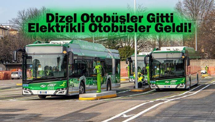 Schneider Electric, 1200 e-Otobüse destek veriyor