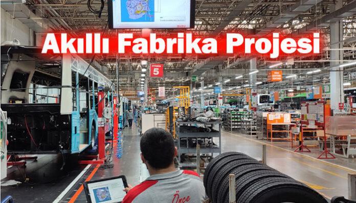 Anadolu Isuzu'nun Akıllı Fabrika projesi