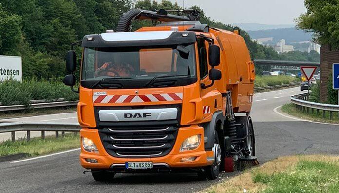 Allison tam otomatik şanzıman donanımlı DAF 340 FA kamyonlar