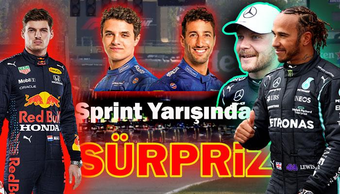 F1 Sprint yarışı