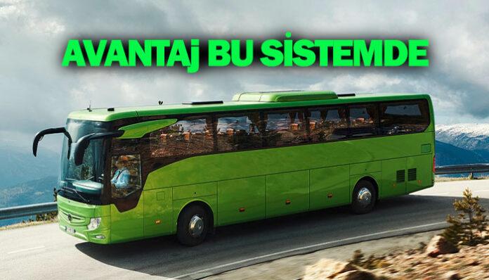 Mercedes-Benz otobüslerde servis sözleşmeli satış avantajı