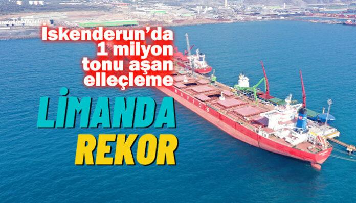 Tosyalı İskenderun Limanı
