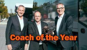 NEOPLAN Cityliner,'Yılın Seyahat Otobüsü'seçildi