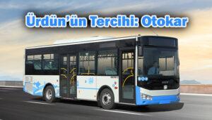 Amman'ın dev otobüs ihalesini Otokar kazandı